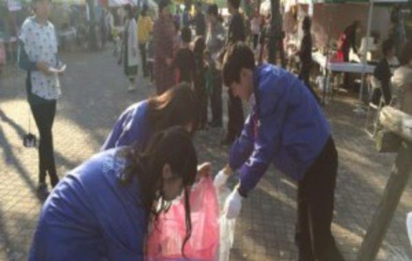 東広島市福祉祭りボランティア