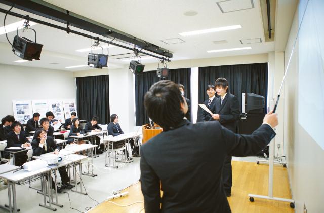 コミュニケーション実習室