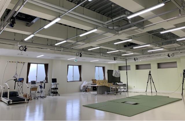 スポーツ動作解析生理学実習室