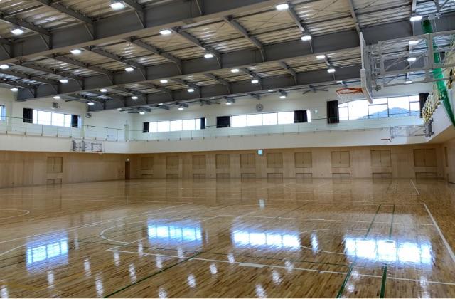 スポーツ実習室