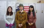 左から、米山さん、村田さん、小櫻さん