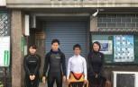 20180624_安芸津漁港海底清掃写真
