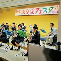 『呉キャンパス市民交流フェスタ』プロジェクト