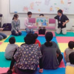 『英語の絵本読み聞かせ―オリジナル紙芝居』プロジェクト