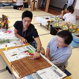 「広島から福島へ~学生による被災地支援~プロジェクト」