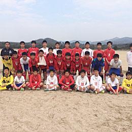 『黒瀬少年サッカー教室』プロジェクト