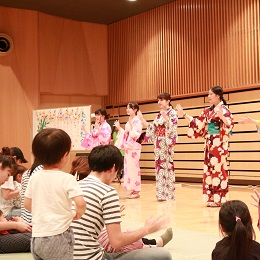 『LCF(Let's have fun with Children & Families)』プロジェクト