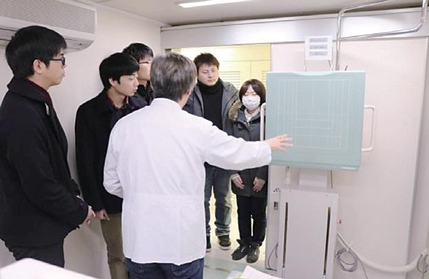 『船で行く!へき地医療の現状を学ぼう!』プロジェクト