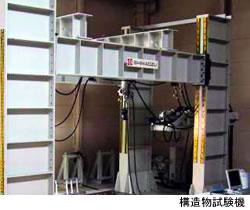 構造物試験機