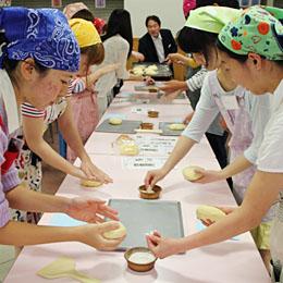 『夢カフェ パン教室』プロジェクト
