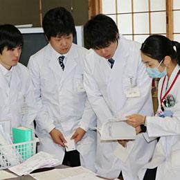 『へき地医療を学ぼう! in 庄原』プロジェクト